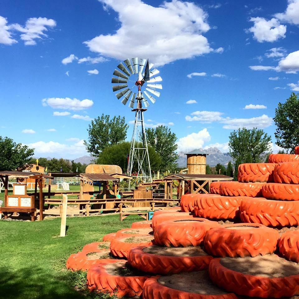 Mesilla Valley Corn Maze Monuments To Main Street