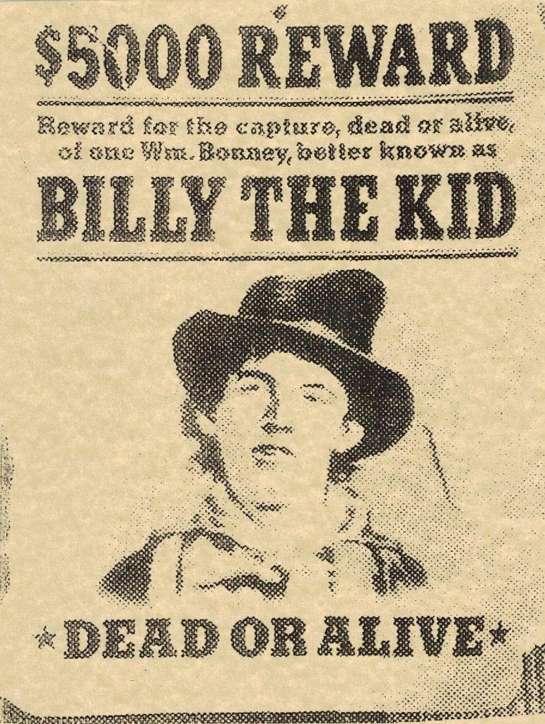 תוצאת תמונה עבור billy the kid